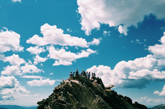 Hilltop, Mountain Top, Top, Hill - Free image - 336636