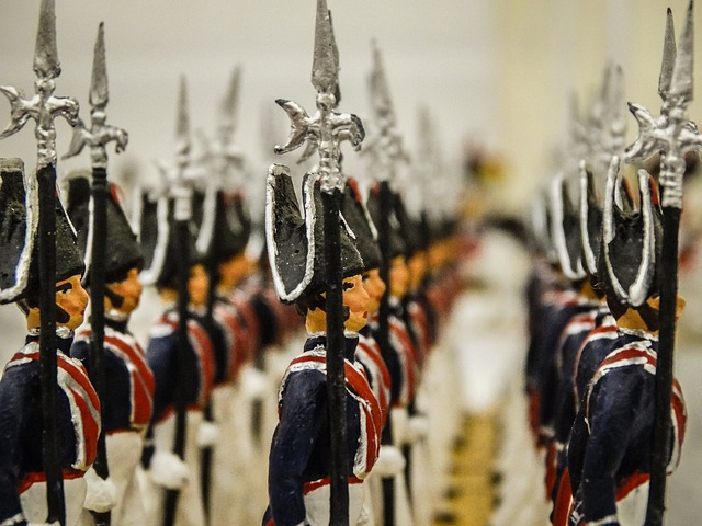 Tin Soldiers, Model, Soldiers, Lead - Free image - 208581