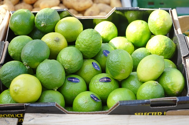 Lime, Fruits, Citrus Fruits, Sale - Free image - 318184